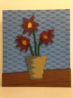 Flower Pot (Color)