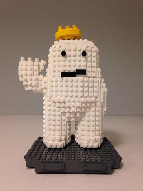 LEGO Beekle