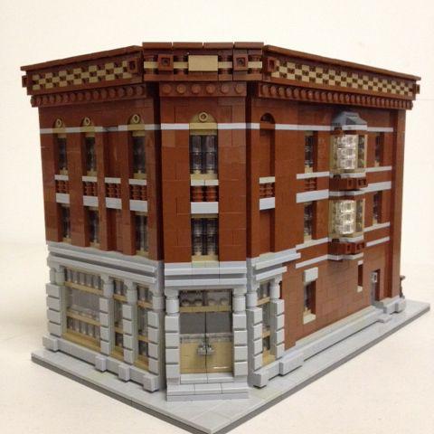 Brown Corner Building