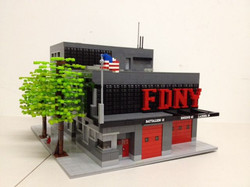 Bronx Firehouse (E63, L39)