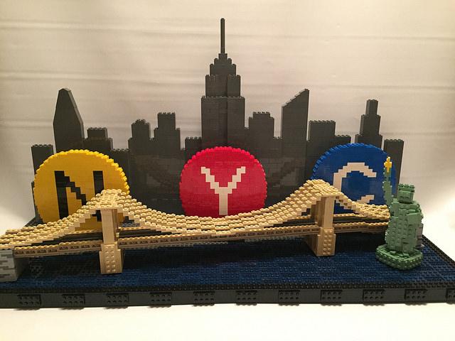 NYC Diorama
