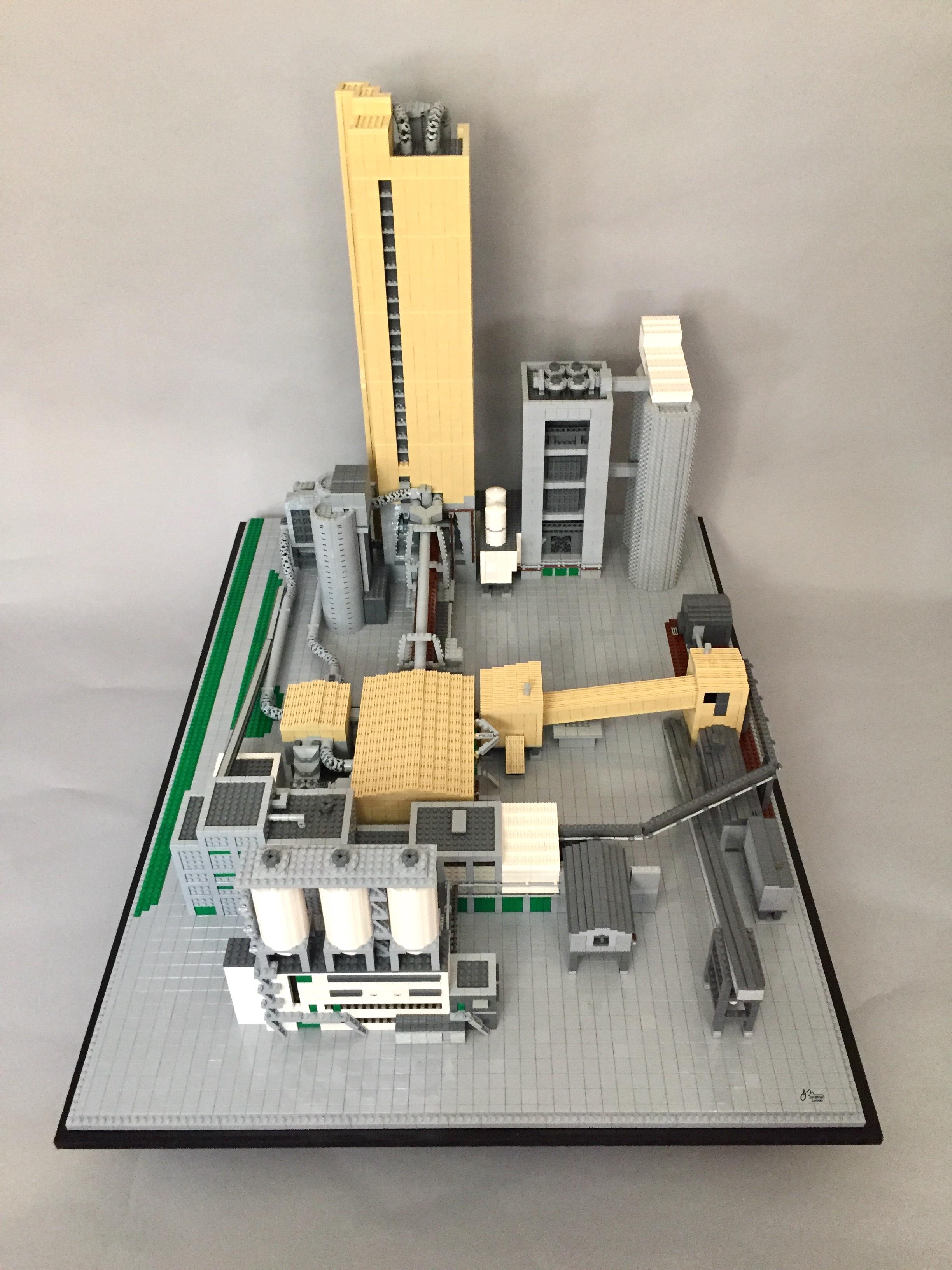 Heidelberg Cement Factory