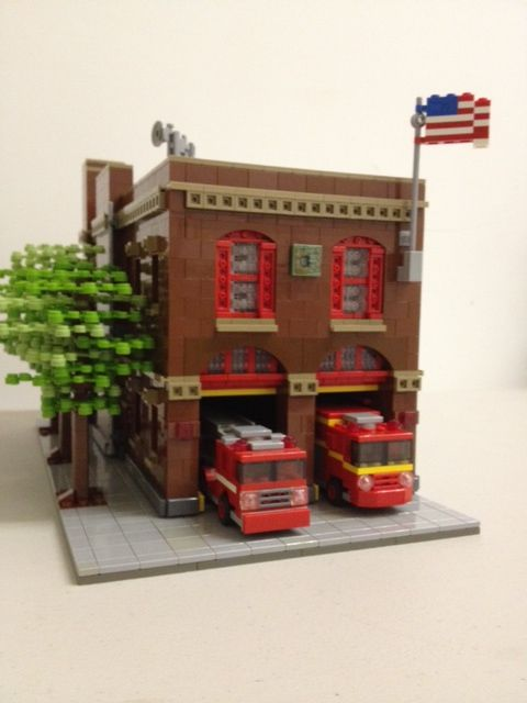 Portland Firehouse