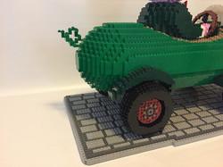 Mr. Fumble's Pickle Car