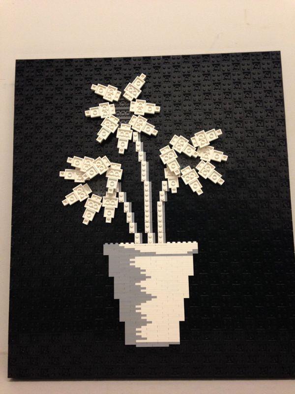 Flower Pot (Mono)