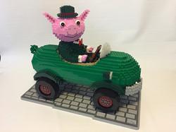 Mr. Frumble's Pickle Car
