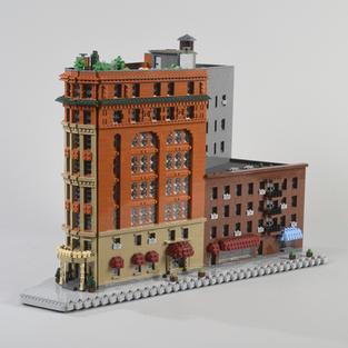 New York City: Brick by Brick