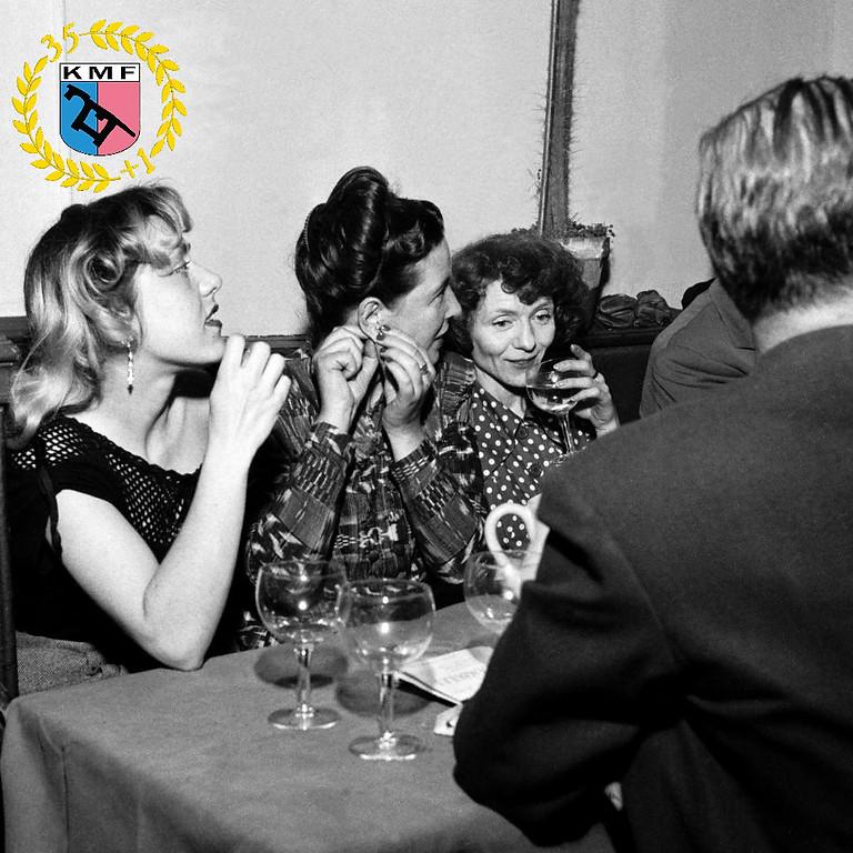 KMF Caféavond