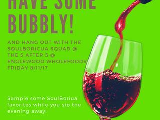 Bubbly and SoulFrito......