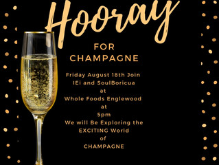 Pourin' Champagne!!!!!