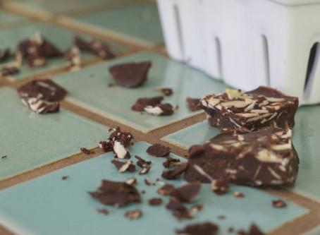 Homemade Chocolate (paleo)