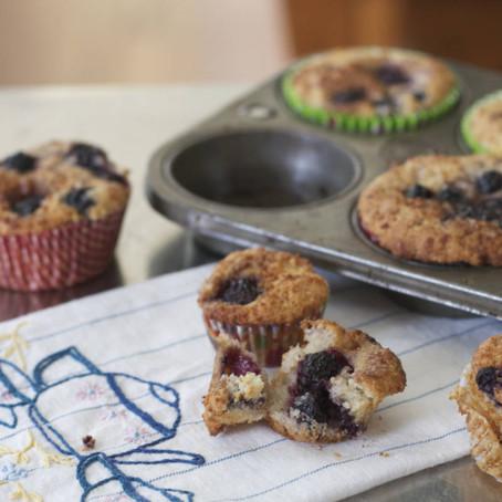 Berry Muffins(gf)