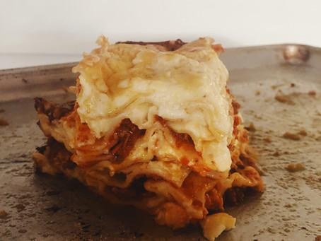 my Lasagne (gf)