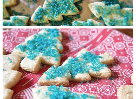Christmas Eve Sugar Cookies