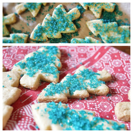 Christmas Eve Sugar Cookies