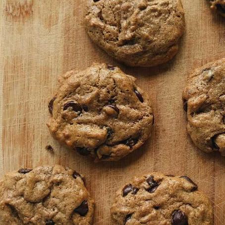 Chocolate Chip Cookies (Paleo&gf)