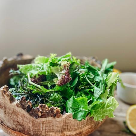 My Simple Green Salad