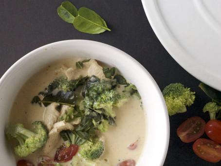 Jane West's Thai Curry
