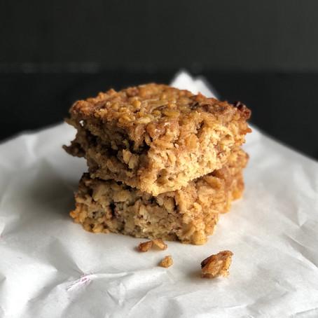 Baked Oatmeal (overnight, gf)