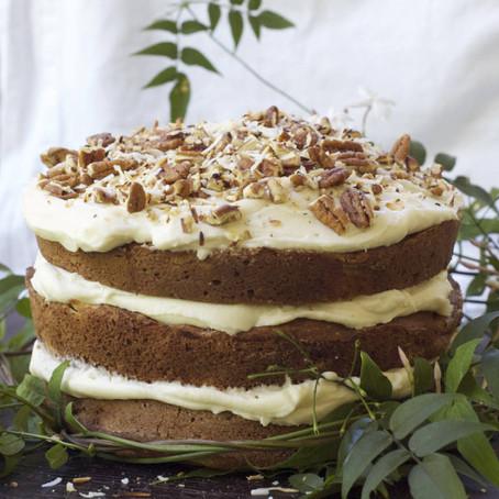 Hummingbird Cake (gf)