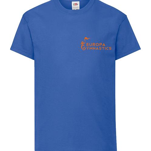Europa Gymnastic T-Shirt