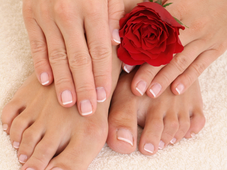 Manicure and Pedicure Health Benefits