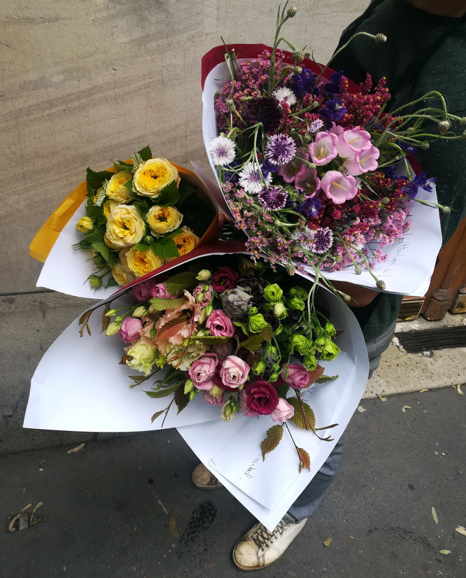 bouquet paris 14