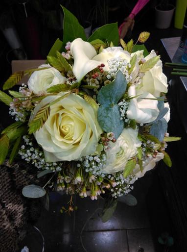 bouquet mariée paris 14
