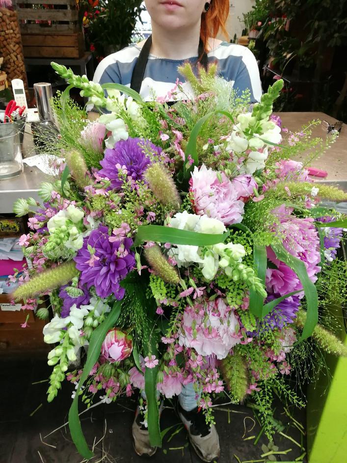 Fleurs paris 14