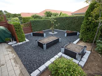 Anlægsgartner Gardene Nyanlæg