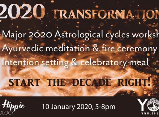 2020 Transformation Event