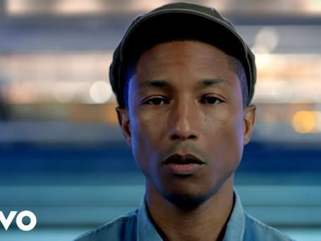 "Pharrell ""Freedom"" dir. Paul Hunter"