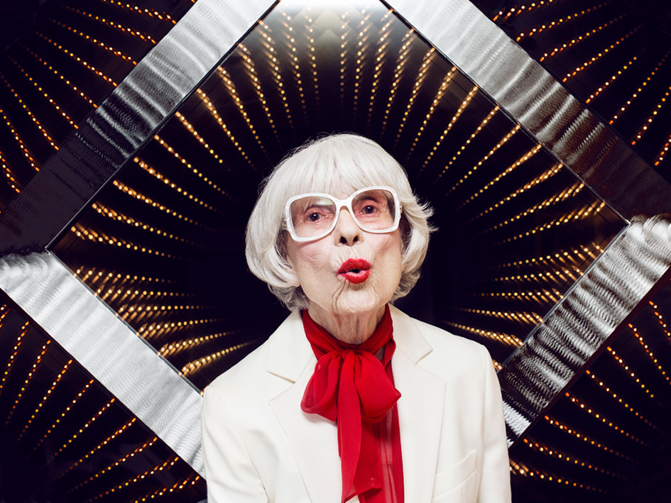 Carol Channing by JUCO