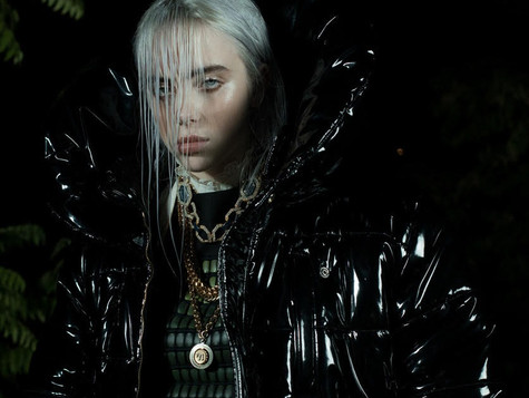 Billie Eilish for XOXO by Ger Ger
