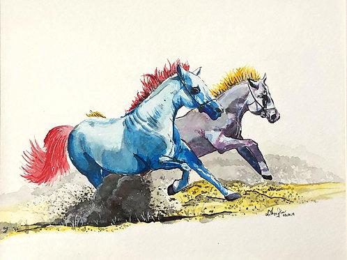 Horse no.4