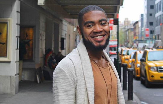 Webster Graduate Manages the Stage of 'Hamilton'