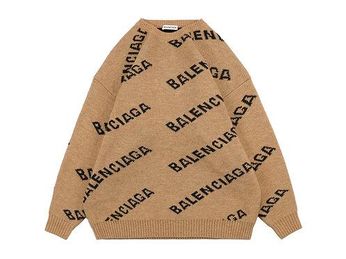 Balenciaga pull en laine
