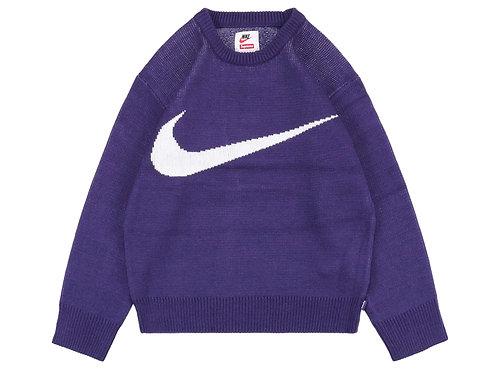 SUPREME x Nike Pull
