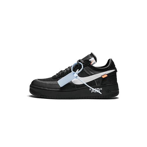 Air Force 1 x Off-White low black