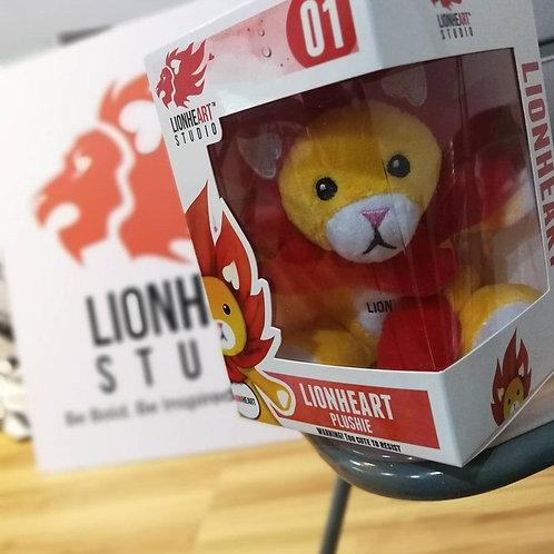Lionheart Plush