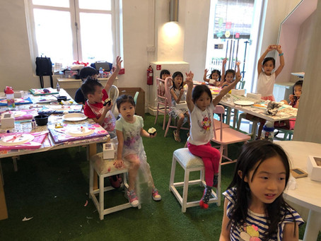 Kids Craft & Cup Cake Deco Workshop @ Little House of Dreams
