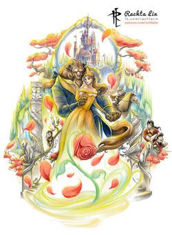 Sample - (Disney) Beauty and the Beast