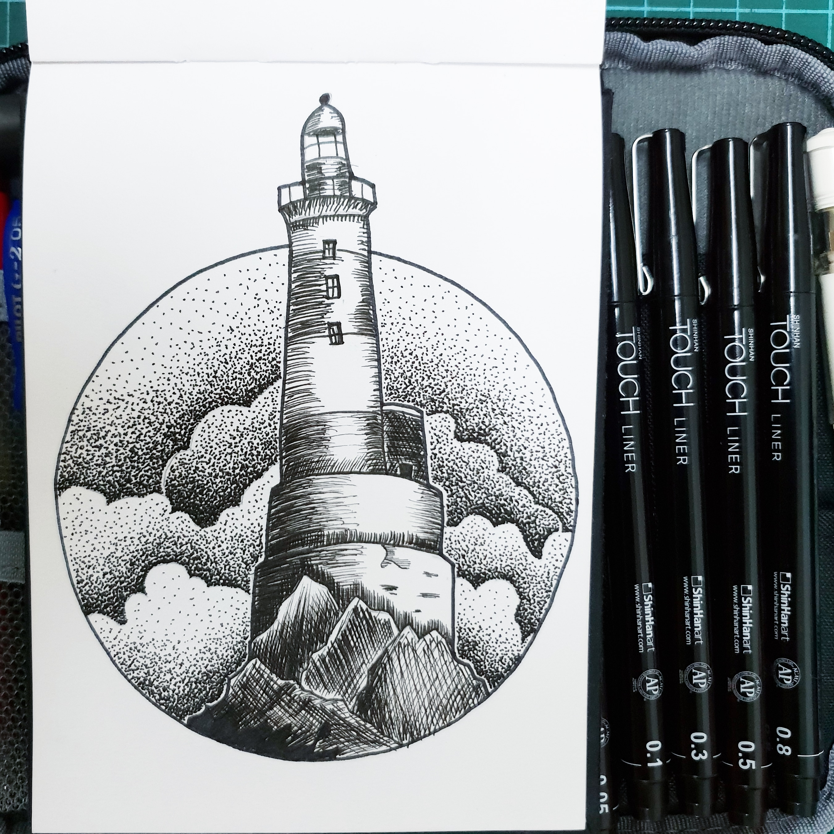 LighthouseIllustration