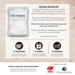 Inktober Kit