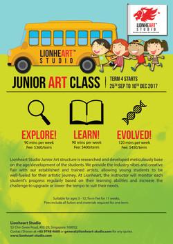 JuniorArtClass_Poster_A2