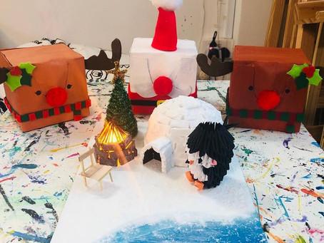 LHS Xmas Santa's Workshop