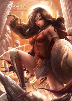 Sample - (DC Comics) Wonder Woman
