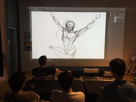 Demonstration Class: Human Anatomy