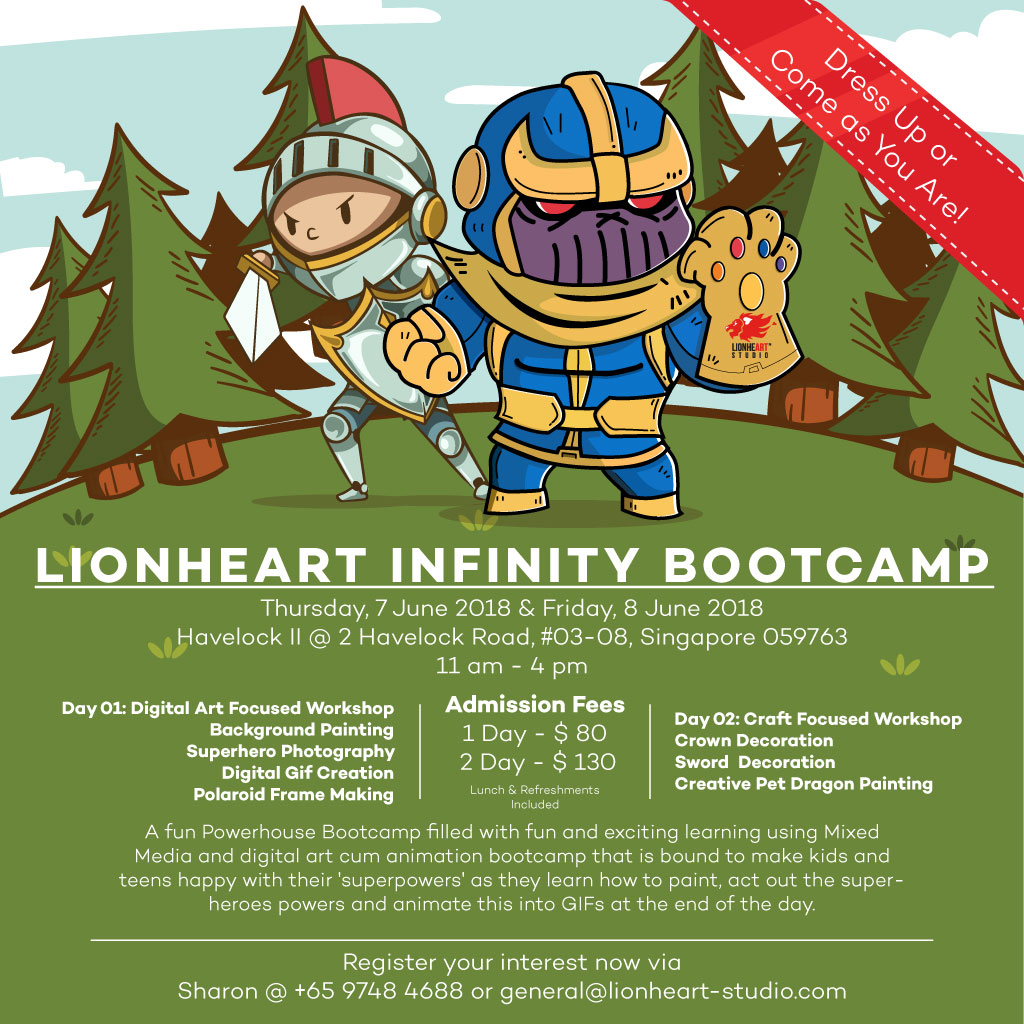 Infinity-Bootcamp-Web
