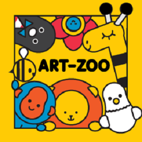 A Day Out with Art-Zoo Co-Creation Coloring Project